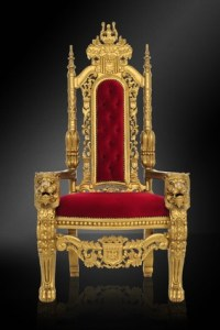 Throne - Word of the day - EVS Translations