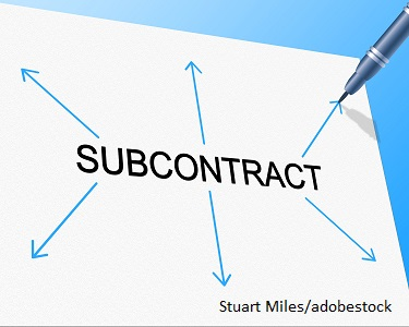 Subcontractor - Word of the day - EVS Translations