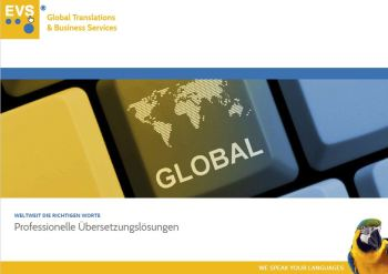 Our New Interactive Digital Brochure Is Coming! - EVS Translations