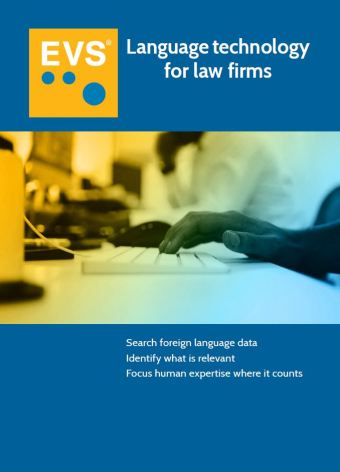 Our Legal White Paper: Language Technology for Law Firms