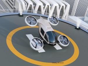 Neue Mobilitätsrevolution