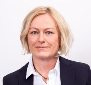Frau Heike Leinhäuser, Präsidentin des Qualitätssprachendienste Deutschlands e.V.