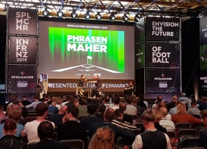 The future of the football industry - Spielmacher Conference 2019