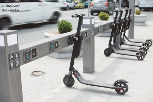 E-Scooter – Word of the day – EVS Translations