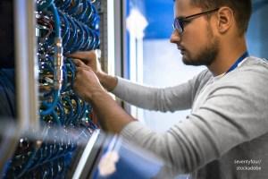 Was macht eigentlich ein IT-Support-Mitarbeiter bei EVS Translations?