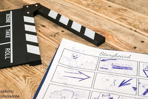 Сториборд (разказ в картини) / Storyboard – Дума на деня – EVS Translations