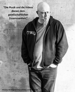 Wir stellen vor: Jochen. IT-Rockstar und Krisenmanager.