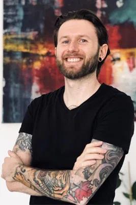 Представяме ви Патрик. Експертът по локализация на уеб сайтове, обзет от видео игрите