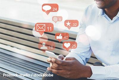 So half unser Team einer großen Social-Media-Plattform, Marketingchancen jenseits des Heimatmarkts zu identifizieren