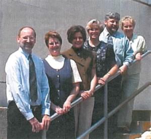 Original EVSC ICATS Crew - Fall 2000