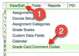 rds-comments-codes-menu