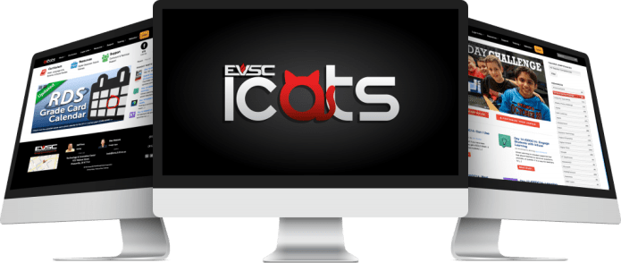 EVSC ICATS on iMacs