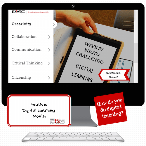 Week 27 Digital Learning