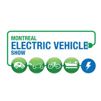 Montreal Electric Vehicle Show logo