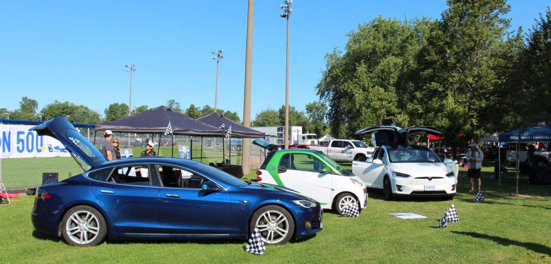 Autofest Oshawa - photo courtesy Oshawa Power.