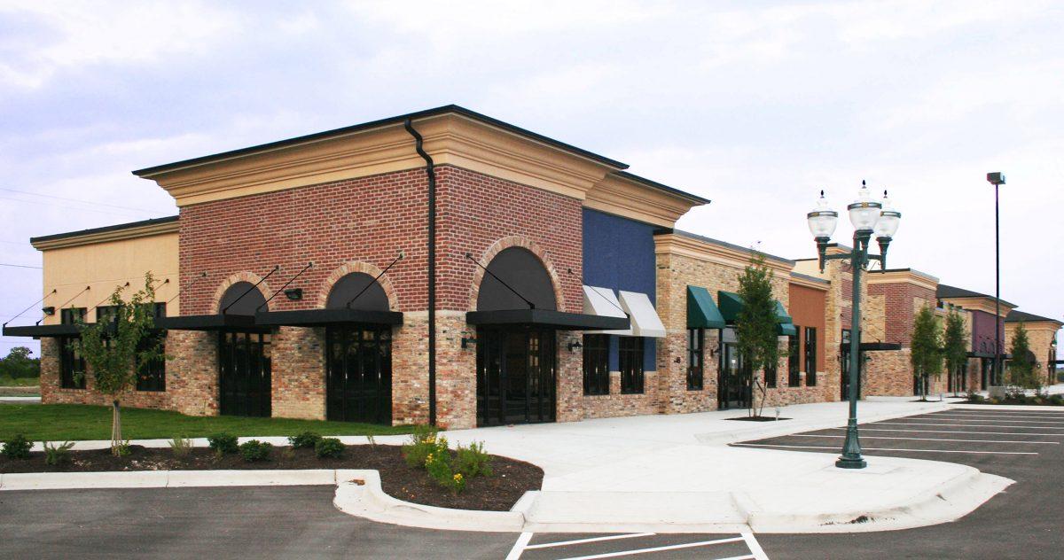 The Village Retail Killeen Texas  EVstudio Architect