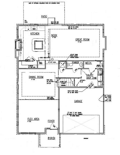 "EVstudio And Oakwood Homes Aurora Colorado ""The Vail"" — EVstudio"