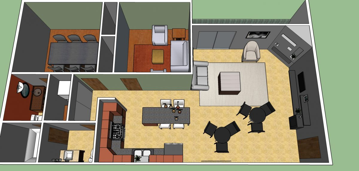 Kitchen Floor Plan Design Tool