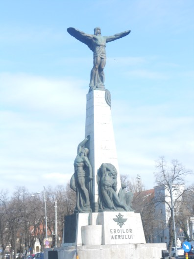 Monument to the Heroes of the Air, Bucharest