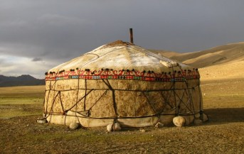 Kazakh jurta
