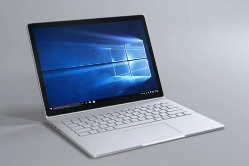 I Love Lumira Microsoft Surface Book