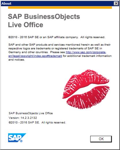Loving Live Office 4.2 SP3 Splash Screen