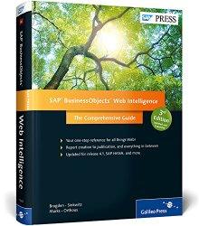 SAP Press Web Intelligence 3rd Edition Book Cover