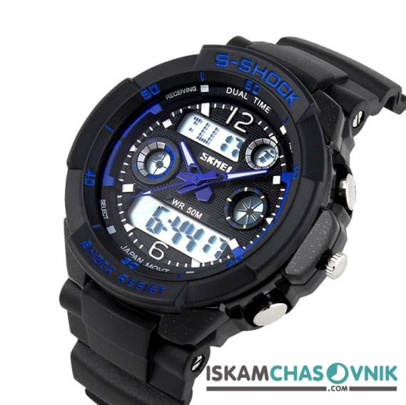 водоустойчив евтин часовник