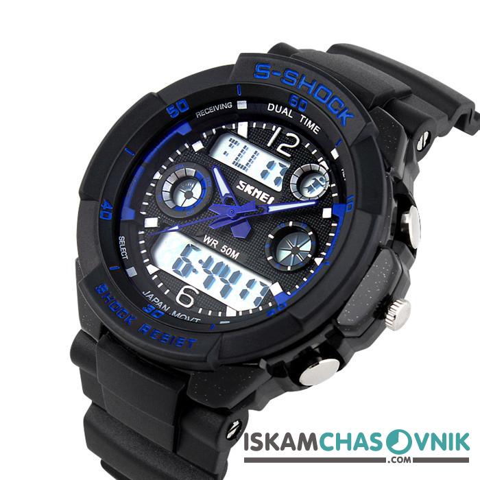 евтин водоустойчив часовник