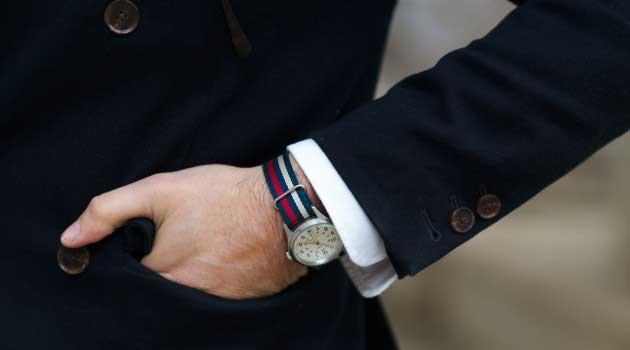 елегантен часовник за мъже, според зодията им