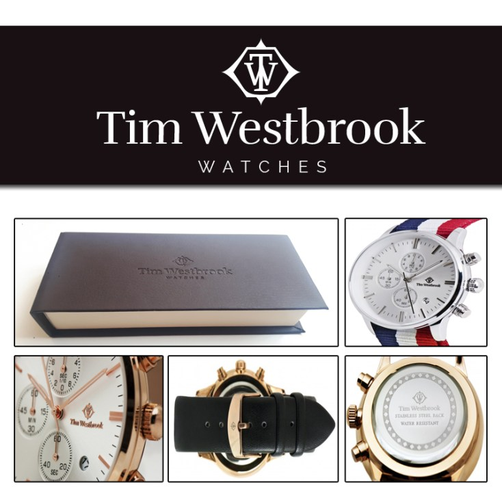 tim westbrook часовници за хора с вкус