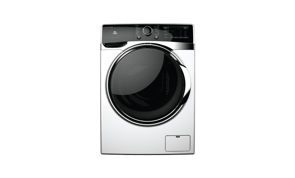 evvoli washing machine EVWMFDDH White