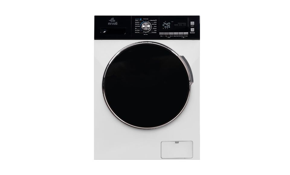 evvoli washing machine EVWMFINM White