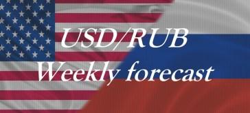 USDRUB - Weekly Forecast
