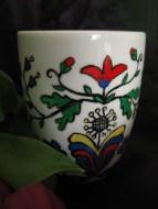 ręcznie malowany kubek