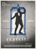Doctor Who RadioTimes poster 09 Flatline