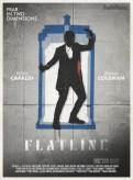 Doctor Who RadioTimes poster 09 Flatline