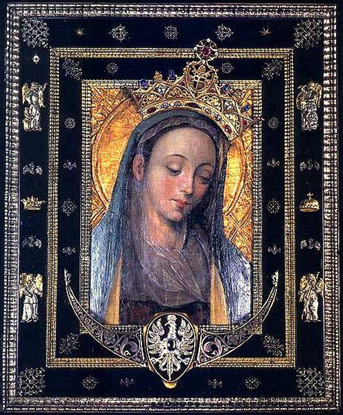 Matka Boska Bolesna - Królowa Polski z Rokitna