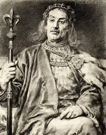 Jan Matejko - Władysław Laskonogi