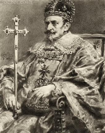 Jan Matejko - Zygmunt III Waza