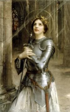 Charles-Amable Lenoir – Św. Joanna D`Arc