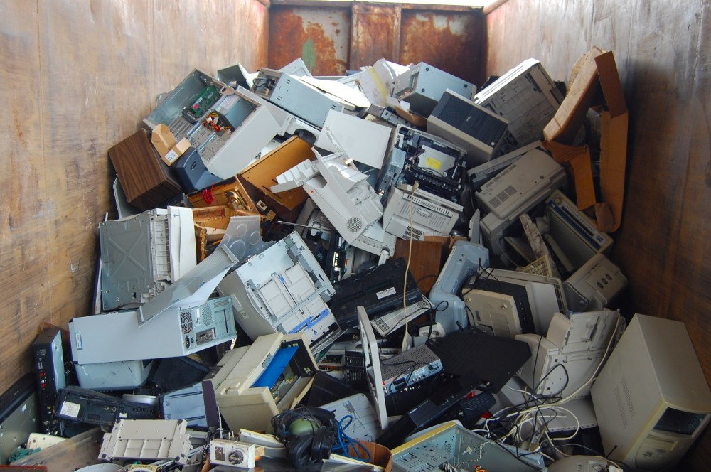 medium resolution of computer waste recycling company
