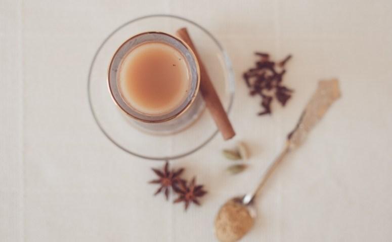 Czaj masala – herbata z przyprawami wzmacniająca odporność