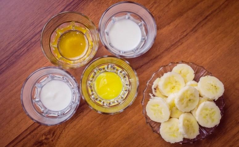 Panchamrit snana – kąpiel pięciu nektarów