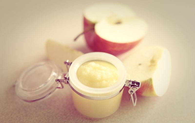 krem jabłkowy
