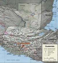 San Juan Comalapa, Guatemala