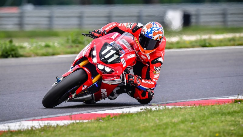 #111 Honda Endurance Racing drops out of championship