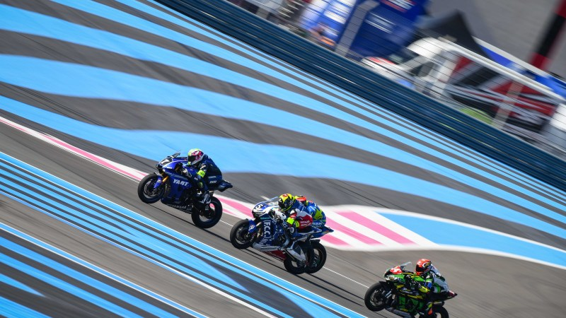 2019 – Bol d'Or: YART tops Free Practice session