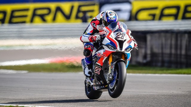 Markus Reiterberger - BMW WorldSBK Team - TT Circuit Assen, NED 2019