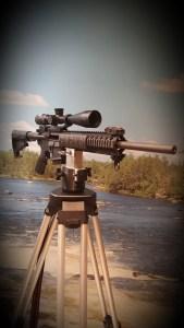 AR-15 tripod